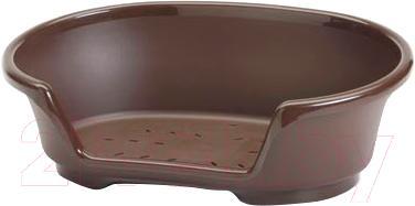 Лежанка для животных Savic Cosy air 90 (Brown) - общий вид