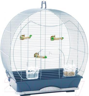 Клетка для птиц Savic Evelyne 30 (темно-синий) - общий вид