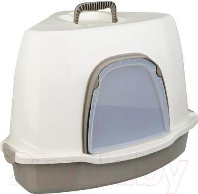 Туалет-домик Trixie Alvaro 40357 (Gray-Cream) - общий вид
