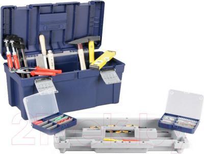 Ящик для инструментов Allit 476520 - с инструментами