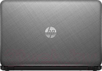 Ноутбук HP 15-r065sr (J5A72EA) - вид сзади