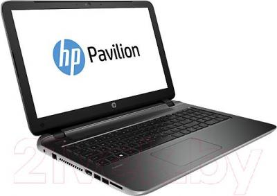 Ноутбук HP Pavilion 15-p156nr (K1Y29EA) - вполоборота