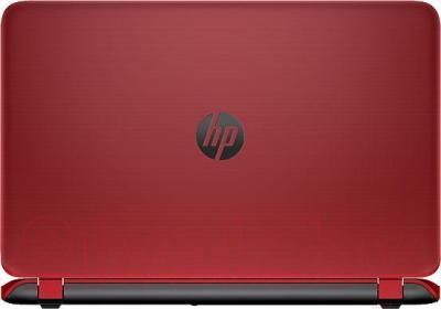 Ноутбук HP Pavilion 15-p171nr (K6Y23EA) - вид сзади