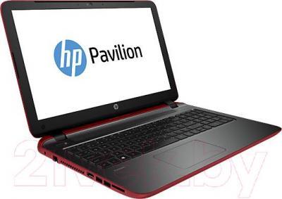 Ноутбук HP Pavilion 15-p171nr (K6Y23EA) - вполоборота