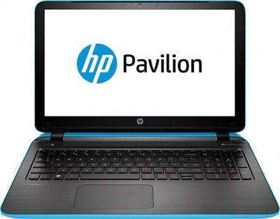 Ноутбук HP Pavilion 15-p172nr (K6Y24EA) - общий вид