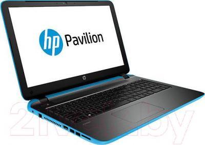 Ноутбук HP Pavilion 15-p172nr (K6Y24EA) - вполоборота