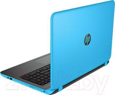 Ноутбук HP Pavilion 15-p172nr (K6Y24EA) - вид сзади