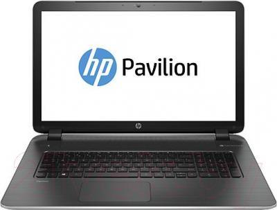 Ноутбук HP Pavilion 17-f106nr (K5F15EA) - общий вид