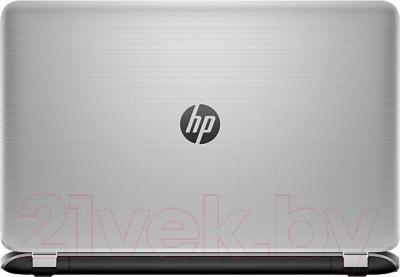 Ноутбук HP Pavilion 17-f150nr (K1Q80EA) - вид сзади