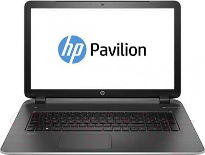 Ноутбук HP Pavilion 17-f150nr (K1Q80EA) - общий вид