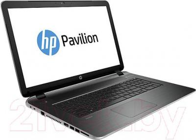 Ноутбук HP Pavilion 17-f151nr (K1X72EA) - вполоборота