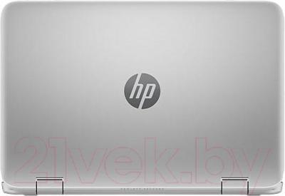 Ноутбук HP Pavilion x360 13-a152n (K1W99EA) - вид сзади
