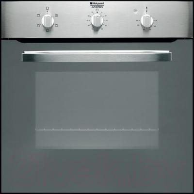 Электрический духовой шкаф Hotpoint FHS 21 IX/HA S - общий вид