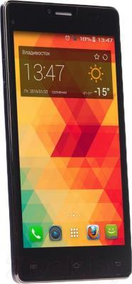 """Смартфон DEXP Ixion E 5"""" (синий) - общий вид"""
