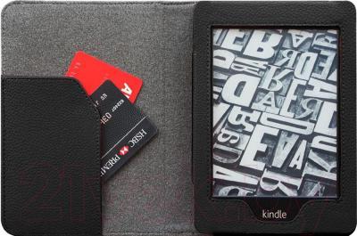 Обложка для электронной книги Amazon Kindle Paperwhite (EKD0011) - в раскрытом виде