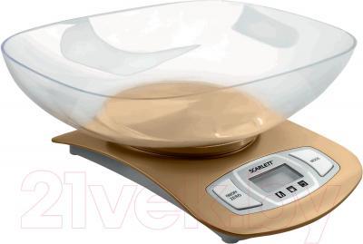 Кухонные весы Scarlett SC-KS57B01 - общий вид