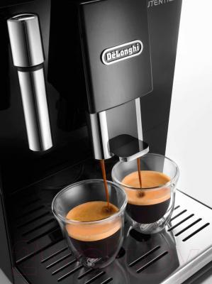 Кофемашина DeLonghi ETAM 29.510.B - общий вид