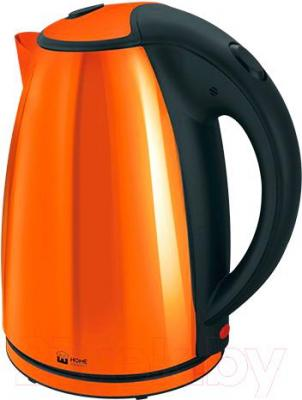 Электрочайник Home Element HE-KT132 (оранжевый) - общий вид