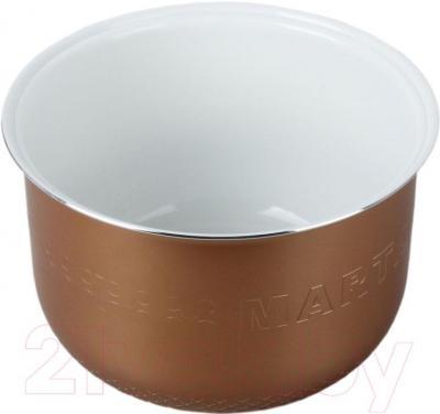 Чаша для мультиварки Marta MT-MC3121 (белый) - общий вид