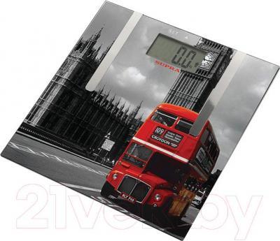 Напольные весы электронные Supra BSS-6900 (Лондон) - общий вид