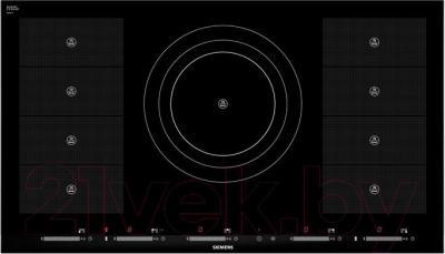 Индукционная варочная панель Siemens EH975SZ17E - общий вид