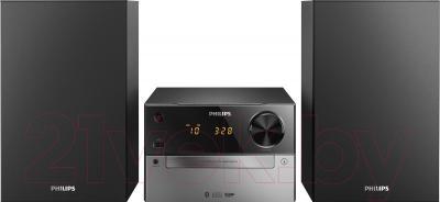 Микросистема Philips ВТМ2335/12 - общий вид