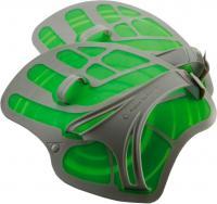 Лопатки для плавания Aqua Sphere ErgoFlex 301345 (серо-зеленый) -