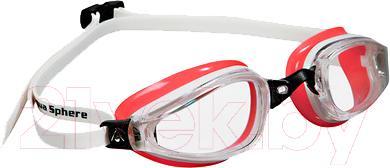 Очки для плавания Aqua Sphere K180 Lady (бело-красный) - общий вид