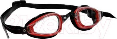 Очки для плавания Aqua Sphere K180 173020 (красно-черный) - общий вид