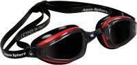 Очки для плавания Aqua Sphere K180 173040 (красно-черный) -