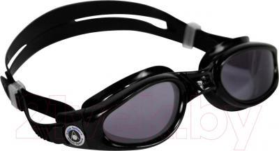 Очки для плавания Aqua Sphere Kaiman Junior 171250 (черный) - общий вид