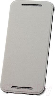 Чехол-книжка HTC Flip Case HC V970 (белый) - общий вид