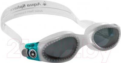 Очки для плавания Aqua Sphere Kaiman Lady 171350 (перламутровый) - общий вид