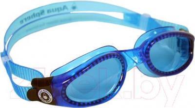 Очки для плавания Aqua Sphere Kaiman 171080 Trans (Blue) - общий вид