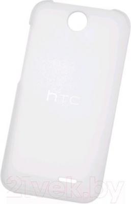 Накладной чехол HTC Translucent Hard Shell HC C931 - общий вид