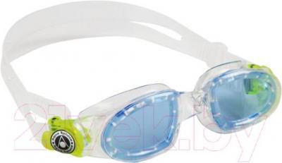 Очки для плавания Aqua Sphere Mako 169540 Trans (желто-голубой) - общий вид