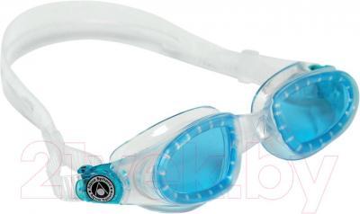 Очки для плавания Aqua Sphere Mako 169530 Trans (голубой) - общий вид