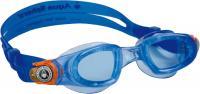 Очки для плавания Aqua Sphere Moby Kid 167940 (сине-оранжевый) -