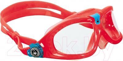 Очки для плавания Aqua Sphere Seal Kid 2 175320 (красный) - общий вид