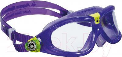 Очки для плавания Aqua Sphere Seal Kid 2 175330 (фиолетовый) - общий вид