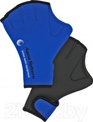 Перчатки для плавания Aqua Sphere Swim Gloves 301635 (L) - общий вид