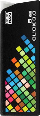 Usb flash накопитель Goodram Cl!ck 3.0 8GB (PD8GH3GRCLKR9) - общий вид