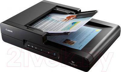 Планшетный сканер Canon DR-F120 - общий вид