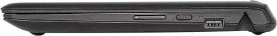 Ноутбук Lenovo Ideapad Flex 10 (59430775) - вид сбоку