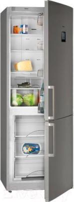 Холодильник с морозильником ATLANT ХМ 4521-080 ND - с открытой дверцой
