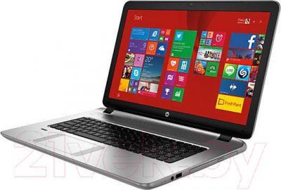 Ноутбук HP 17-j152nr (K6Y00EA) - вполоборота