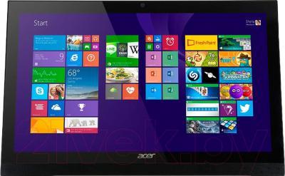 Моноблок Acer Aspire Z1-621 (DQ.SXBME.001) - фронтальный вид