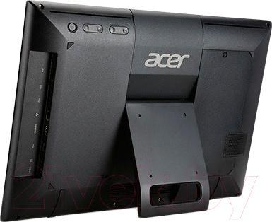 Моноблок Acer Aspire Z1-621 (DQ.SXBME.001) - вид сзади