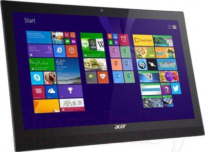 Моноблок Acer Aspire Z1-621 (DQ.SXBME.001) - вполоборота
