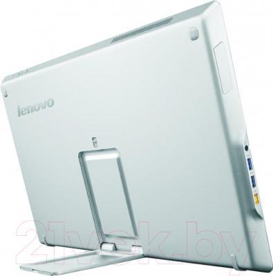 Моноблок Lenovo Flex 20 (57318717) - вид сзади